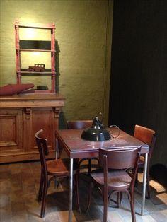 Comptoir bistro www.passe-compose.be   Tournai Belgique