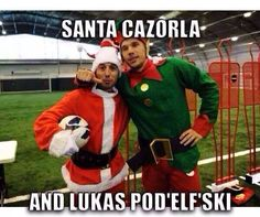 Arsenal - Christmas