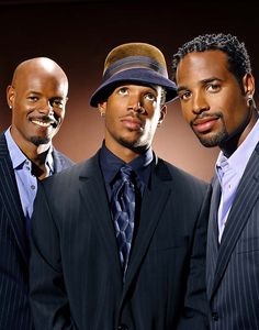 Shawn Wayans & Marlon Wayans, love these handsome bastards so much I can almost overlook their trashy films Black Actors, Black Celebrities, Celebs, Imagenes Dark, Marlon Wayans, Gta San Andreas, Celebrity Siblings, Handsome Black Men, Actrices Hollywood