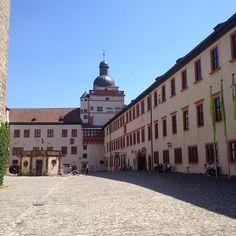 #Würzburg mit #FestungMarienberg.  #OomenTour2015