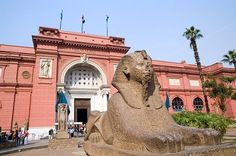 The Egyptian Museum, Egypt Day Tours / http://www.shaspo.com/egypt-day-tours-egypt-excursions-egypt-sightseeing-tours-day-trips-in-egypt / Amazing Egypt Day Tours with Shaspo Tours