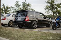 Forester XT by shaunjeroski, via Flickr