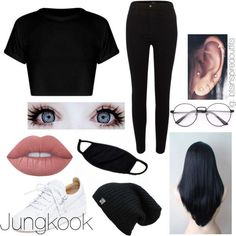 Bts Inspired outfits