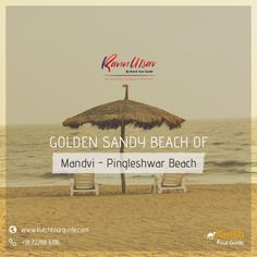 """""""Mandvi Beach"""" one of the best place to visit in Gujarat along with Rann Utsav - Kutch a Festival of Music, Dance And Culture...  To Book Your Package just go on to: bit.ly/Kutchtourpackages  For More information Contact us on +91 72288 61116,  Mail us on guide@kutchtourguide.com..!!  #rannutsav #rannutsav2018 #kutch #gujarattourism #rannofkutch #bhuj #incredibleindia #kutchdiaries #mandvibeach"""
