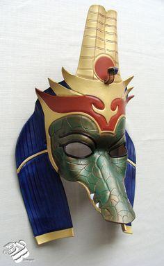 Sobek mask