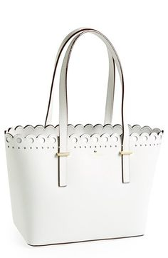 kate spade new york 'francis - small' leather tote available at #Nordstrom