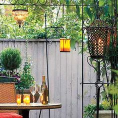 Photo: Rob D. Brodman | thisoldhouse.com | from 25 Thrifty Ways to Create Outdoor Dining