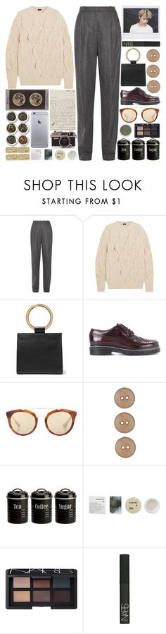 """There's no need to meet again, this is final goodbye"" by pure-and-valuable ❤ liked on Polyvore featuring Michael Kors, Joseph, Edie Parker, Prada, BRONTE, Tea Collection, Typhoon, Bare Escentuals, Korres and NARS Cosmetics"