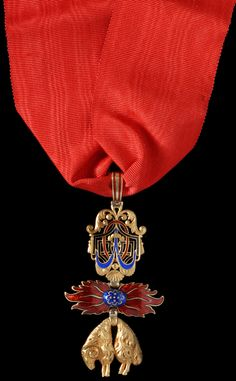 Order of the Golden Fleece (Spanish) - Badge