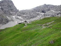 Lechtal - Bretterspitze via Kaufbeurer Haus Hinterhornbach