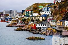Saint John's, Newfoundland Newfoundland Canada, Newfoundland And Labrador, Newfoundland Recipes, Places To Travel, Places To See, Travel Destinations, Canada Holiday, Atlantic Canada, O Canada