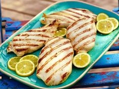 Grilled Chicken Recipe from Food Network's Ree Drummond (The Pioneer Woman)