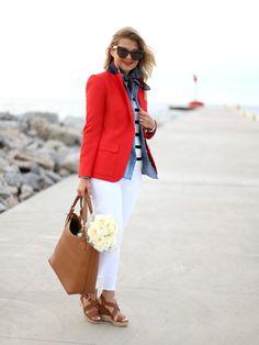 GiGi New York | Suburban Faux-Pas Fashion Blog | Olivia Shopper Tote