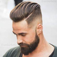 Awesome work! #regram @ambarberia #americansalon #hairbrained