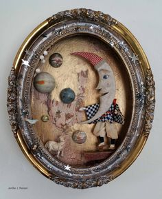 Assemblage: Medium Clown by bugatha1