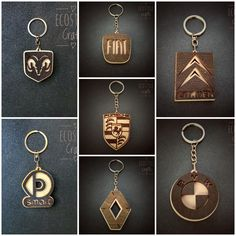 Get any 3 of almost 30 kinds of keyrings only for 20.91$ with Free Shipping