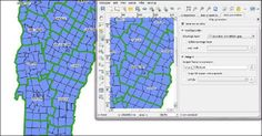 Creating a Map Atlas in QGIS – A Map Series from One Project