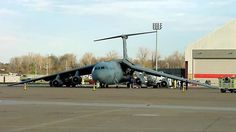 Lockheed C-141 explodes on tarmac from fueling problem