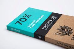 Mason & Co Chocolate Bars - The Dark Chocolate Collection