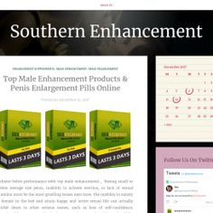 Best Natural Male Enlargement Supplements for Sale | Visual.ly