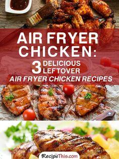Recipe for fryer chicken