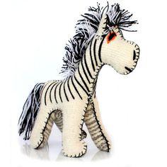 Twoolies - Zebra Large