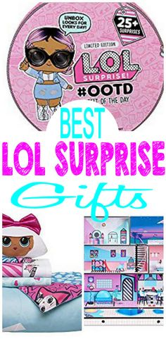 888f244f39b4 LOL Surprise Gifts! BEST gifts for anyone who loves LOL Surprise Dolls.  Check out