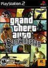 Grand Theft Auto: San Andreas ps2 cheats