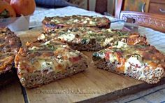 Recipes for all kinds of kefir cheese and pizza dough