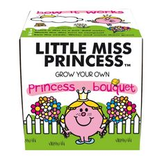 I Just Love It Little Miss Princess Bouquet Grow Kit Little Miss Princess Bouquet Grow Kit - Gift Details. Get your little one out into the fresh air with help from this lovely Little Miss Princess Bouquet Grow Kit! Everything you need to grow beautiful http://www.MightGet.com/january-2017-11/i-just-love-it-little-miss-princess-bouquet-grow-kit.asp