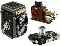 "*Rare Cameras*  Feature items include a Rolleiflex 2.8 GX 75th Anniversary Edition with card and box in near mint condition (expected to fetch $1,800 - $2,500), an 'electrified' Newton & Co. Opticians Lantern Projector with the Maker's shield marked ""Opticians to Her Majesty the Queen"" (EX+ condition, $1,500 - $2,500) and a stunning Leica IIIf Black Self Timer with 50mm Elmar f3.5 lens -- one of the rarest of all Leica screw-mount cameras (Ex+ condition, $7,500 - $12,500)."