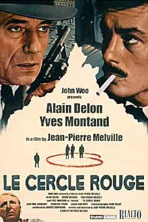 Posteritati: CERCLE ROUGE, LE (Red Circle, The) R2003 U.S. 1 Sheet (27x41)