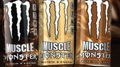 """Monster is driving growth in the energy drinks category, says CEO, with new launches exceeding expectations -- Monster continues to outperform rivals in the energy drink sector; while recent launches Muscle Monster energy shakes, zero calorie Monster Ultra Blue, and the latest variant of 10-calorie line Monster Rehab (tea + pink lemonade + energy), have """"exceeded expectations"""", says the California-based firm."""