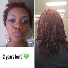 2 year loc journey