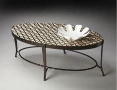 COCKTAIL TABLE, Butler Specialty