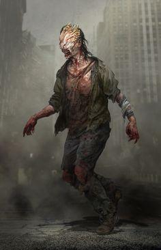 """Do not enter the city, it belongs to the dead now."" ― Rick, The Walking Dead"