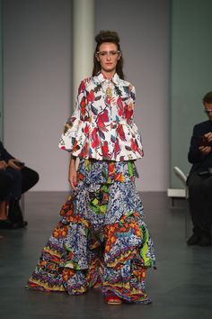 Stella Jean SS 16 Womenswear collection! SpringSummer16