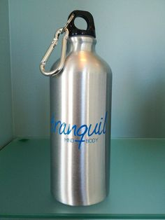 Stainless Steel Water Bottle - $12