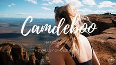 CAMDEBOO NATIONAL PARK & THE VALLEY OF DESOLATION|| BYRON & TAMMY
