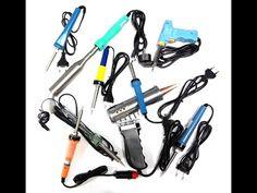 Как выбрать паяльник: полезное видео от Интернет-магазина Electronoff - YouTube Tools, Youtube, Instruments, Youtubers, Youtube Movies