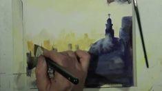 Démonstration cityscape par Umberto Rossini