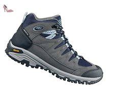 Brütting  221141 Mt..shinn, Chaussures de randonnée montantes pour femme - gris - Grau Kombi, 40 EU - Chaussures brtting (*Partner-Link)