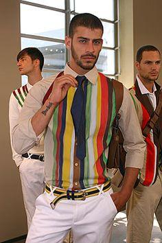 Bottega Veneta Spring 2006 Menswear Collection Slideshow on Style.com