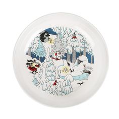 New Moomin products Barista, Plates, Ceramics, Tableware, Beautiful, Collection, Fandom, Magic, Christmas