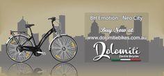 BH Emotion Neo City – Light and Stylish Electric Bike