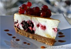 Caramel, Cheesecakes, Mousse, Food And Drink, Sweets, Desserts, Recipes, Home, Mascarpone