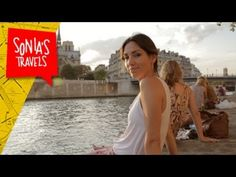 """""""Travel Paris: Seine River - Food, Feet and Romance""""  Sonia Gill has lots of short travel videos. Lots about different aspects of Paris"""
