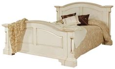 Canterbury King Size Bed