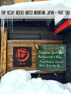 trip recap: niseko united mountain – japan: part two