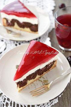 Rotkäppchen- Torte